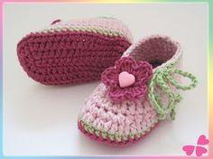 Die 212 Besten Bilder Von Babyschuhe Häkeln Crochet Baby Shoes