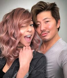 "3,945 To se mi líbí, 133 komentářů – Guy Tang® (@guy_tang) na Instagramu: ""Gave my client Elena a new color today! Love creating enchanting color @elenaliang #guy_tang…"""