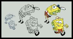 SpongeBob SquarePants by brianpitt on DeviantArt