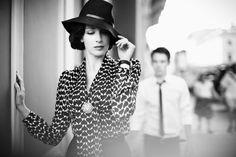 Ksenia Rappoport. Vogue