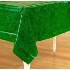 grass table cloth