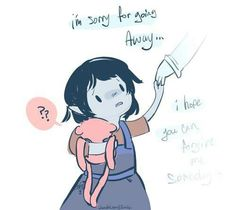 Marcy and Simon/ Aww, that's so sad...
