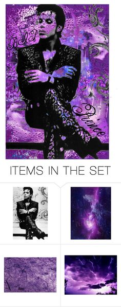 """Rest in Peace Prince"" by taylormanson ❤ liked on Polyvore featuring art, prince, purplerain, RIPPrince and theartistformerlyknownasprince"
