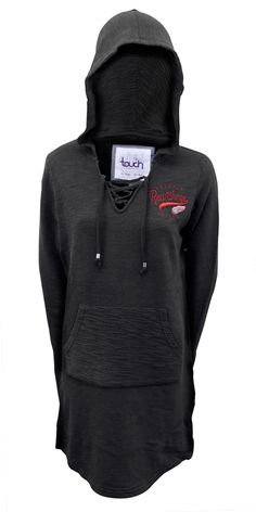 Touch by Alyssa Milano Detroit Red Wings Harlow Hoodie