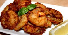 Fried Shrimp, Scampi, Fish Dishes, Tandoori Chicken, Chicken Wings, Seafood, Food And Drink, Ethnic Recipes, Deep Fried Shrimp