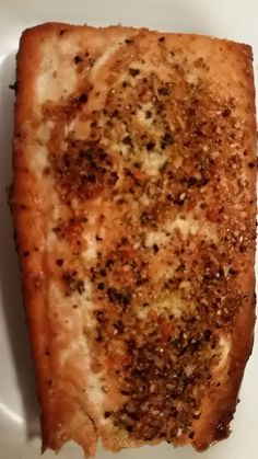 """Melt In Your Mouth Salmon! """"""""  @allthecooks #recipe"""