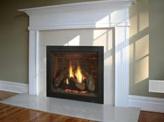 Heat and Glo Energy Pro Gas Fireplace