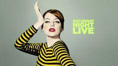 SNL Promoshoot - Emma Stone