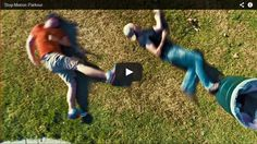 Stop Motion Parkour! The Funnest Video You'll See Today! - http://www.mustwatchnow.com/stop-motion-parkour-funnest-video-youll-see-today/