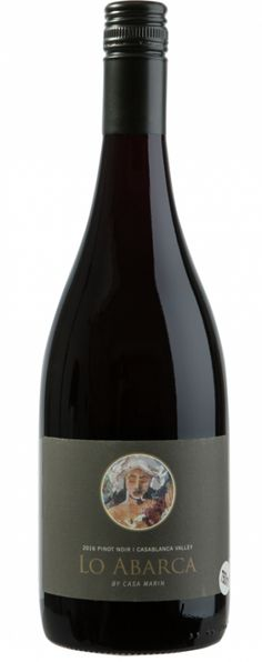Delicioso e elegante Pinot Noir, é o mais recente lançamento da Casa Marin e já nasceu como um