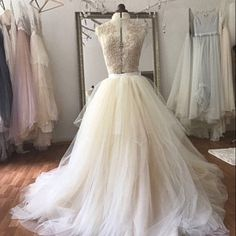 Ready to ship/ Long sleeve wedding dress /Lobelia/ Silk wedding gown, open back wedding dress, lace wedding dress, silver gray bohemian gown added a photo of their purchase Tulle Wedding Skirt, Ivory Lace Wedding Dress, Open Back Wedding Dress, Long Sleeve Wedding, Dress Lace, Bridal Gowns, Wedding Gowns, Boho Wedding, Gothic Wedding
