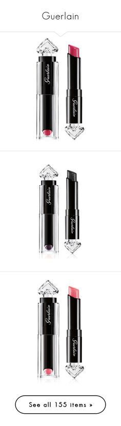 """""""Guerlain"""" by shoppings9 ❤ liked on Polyvore featuring beauty products, makeup, lip makeup, lipstick, gloss lipstick, lip gloss makeup, guerlain lipstick, glossy lipstick, guerlain and beauty"""
