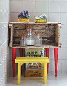 mesinha para a cozinha