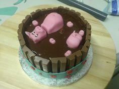 Tarta de chocolate #tarta #chocolate #sevilla #sevillahoy