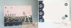 Geburtstagskarte, Zeitlos elegant, Stampin up