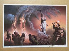 Tales from the plague by Richard Corben, in HenrikHenrik's Verschiedenes/miscellanea Comic Art Gallery Room