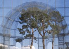 Edoardo Tresoldi uses wire mesh to rebuild ancient church