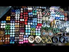 Plugs, Tunnels, Tapers, and Spirals. My collection will hopefully be like this in 2-3 years