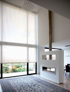 4 Enticing Simple Ideas: Roller Blinds At Home small kitchen blinds.Brown Blinds Wood roll up blinds design.Fabric Blinds For Windows. Indoor Blinds, Patio Blinds, Diy Blinds, Bamboo Blinds, Fabric Blinds, Curtains With Blinds, Valance, Privacy Blinds, Sheer Blinds