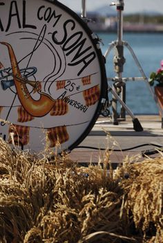 La festa de la sega de l'Ampolla se celebra al port pesquer i hi ha música de jota i de xaranga Ferris Wheel, Travel, Viajes, Traveling, Tourism, Outdoor Travel