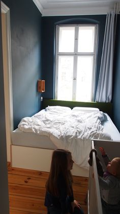Das Neue Bett Von Inlignum U2013 Ein Stau(t)raum