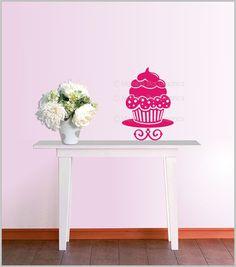 New Home Cupcake Decorations #homedecor