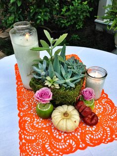 Mexican Fiesta Tablescape.. .~*~.❃∘❃✤ॐ ♥..⭐.. ▾ ๑♡ஜ ℓv ஜ ᘡlvᘡ༺✿ ☾♡·✳︎· ♥ ♫ La-la-la Bonne vie ♪ ❥•*`*•❥ ♥❀ ♢❃∘❃♦ ♡ ❊ ** Have a Nice Day! ** ❊ ღ‿ ❀♥❃∘❃ ~ Wed 30th Dec 2015 ... ~ ❤♡༻