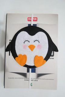 Arte e Mimos - Artesanato em feltro: Marcador de página Matrioska - Programa Vida Melhor dia 28/10
