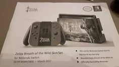 Officially-licensed Nintendo Switch accessories have leaked online Read more Technology News Here --> http://digitaltechnologynews.com Its a sign that were reaching the fever pitch of Nintendo Switch hype when leaked images of officially licensed third party accessories is enough to get us excited.  Internal documents detailing the accessories from third party manufacturer Hori were posted online by a Twitter user and shared on NeoGAF.   There are two accessories which are particularly…