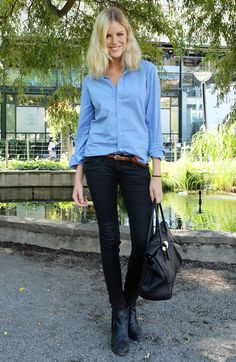 Stockholm Street Style 2013: Swedish style | Global Blue