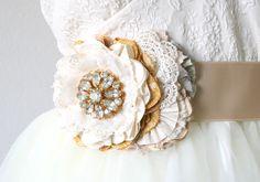Broche nupcial diamantes de imitación boda por rosyposydesigns