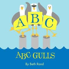 Booktopia has ABC Gulls by Beth Rand. Buy a discounted Hardcover of ABC Gulls online from Australia's leading online bookstore. Childrens Alphabet, Alphabet Books, Kids Pages, Early Readers, Everyday Activities, Cute Stories, Learning Letters, Children's Picture Books