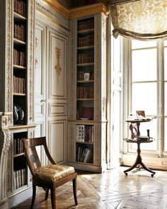 ...french style. Love the Marie Antoinette floor! Architecture Design, French Style Homes, Classic Interior, Beautiful Interiors, French Interiors, French Decor, Decoration, Empire, House Design
