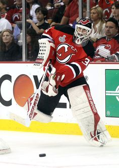 Martin Brodeur • New Jersey Devils • 2012 NHL Stanley Cup Final - Game 2