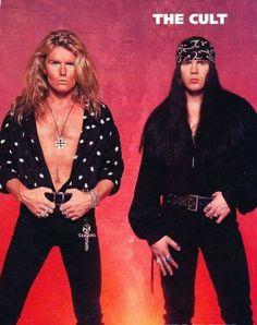 ian & billy...the cult
