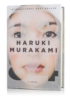 1Q84    'had no idea it is part of a trilogy!  Guess I'll be busy for awhile.