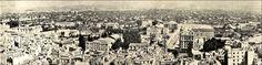 Vista hacia el norte desde la Catedral (1948)¡Ay Murcia!: abril 2014