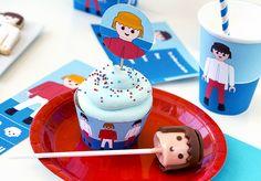Ideas fiesta de Playmobil