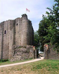 Vendée- Le chateau de Pouzauges