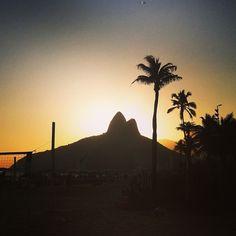 Ipanema Beach - Janeiro 2013