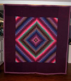 Antique Amish Quilt 1940's Pennsylvania | they really are special when done right