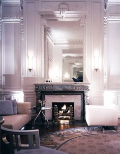 Geoffrey Bradfield | Luxury Interior Design | Landmark Limestone