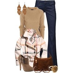 JeansForSchool3, created by hollyhalverson on Polyvore