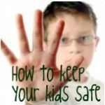 What you NEED to know to help keep your kid safe - start the convo and give them the tools they need to be safe.