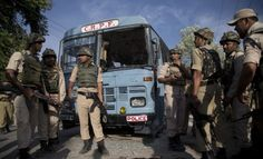 Dramatic Video Of Moment When Pampore Attackers Started Firing Police Officer, Troops, Monster Trucks, Around The Worlds, Fire, India, In This Moment, News, Goa India