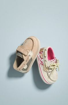 Sperry Top-Sider® Kids 'Bluefish' Boat Shoe (Baby) | Nordstrom