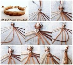 Lovely DIY bracelet