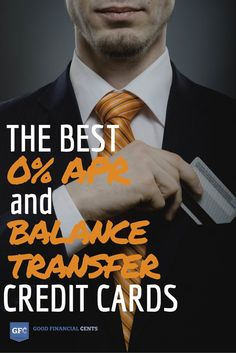 Best 0% APR and Balance Transfer Credit Cards || Good Financial Cents