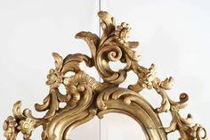 rokokó tükör Wood Carving Art, Shabby Chic, Mirror, Retro, Furniture, Vintage, Home Decor, Album, Wood