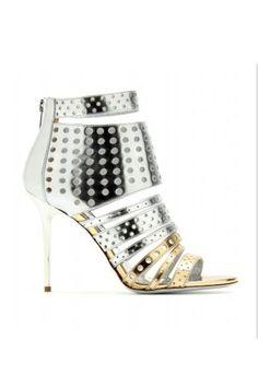 Tendencias: Los zapatos más rompedores de 2013 En silver, de Jimmy Choo